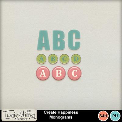 Create_happiness_monograms