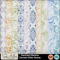Daydream_believer_damask_glitter_sheets_small