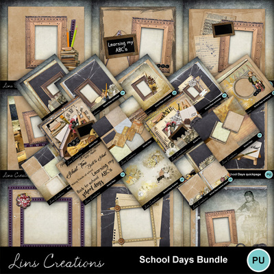 Schooldaysbundle