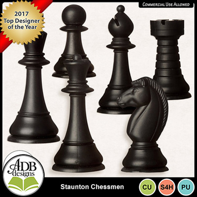 Cu_chessmen