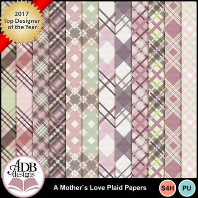 Adbdesigns-a-mothers-love-plaid-papers