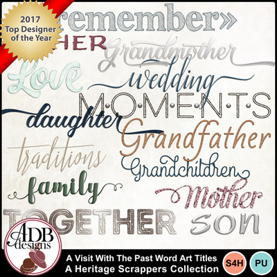 Adbdesigns-a-visit-with-the-past-word-art-titles