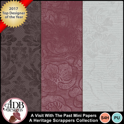 Adbdesigns-a-visit-with-the-past-sampler-mini-papers