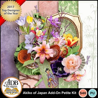 Adbdesigns-akiko-of-japan-ao-petite-kit