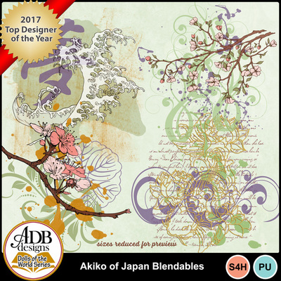 Adbdesigns-akiko-of-japan-blendables