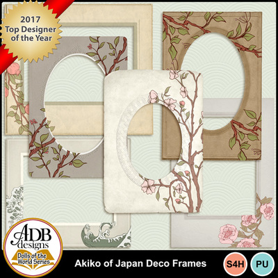 Adbdesigns-akiko-of-japan-deco-frames