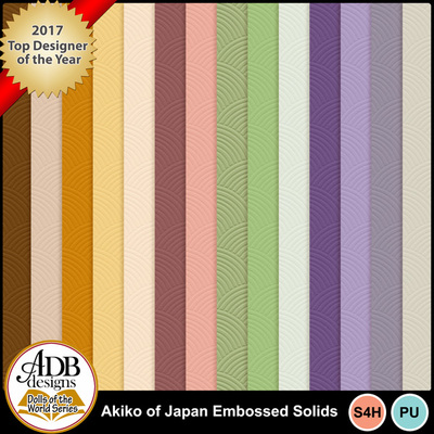 Adbdesigns-akiko-of-japan-embossed-solids