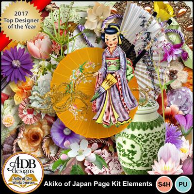 Adbdesigns-akiko-of-japan-pkele