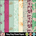 Rosy_posy_flower_papers_preview_small