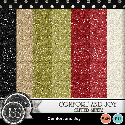 Comfort_and_joy_glitter_papers