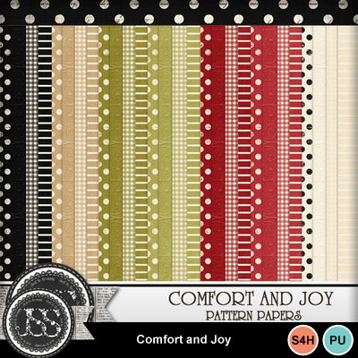Comfort_and_joy_pattern_papers