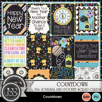Countdown_pocket_scrap_cards