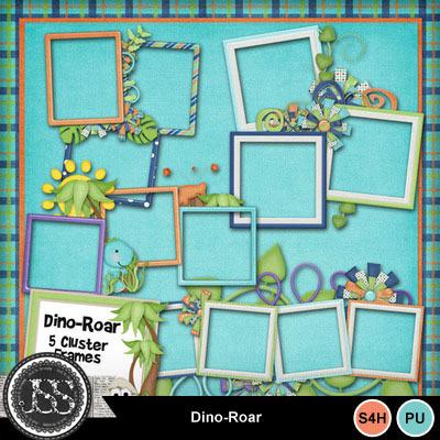 Dino_roar_cluster_frames