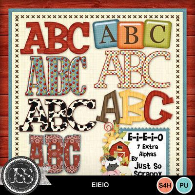 Eieio_alphabets