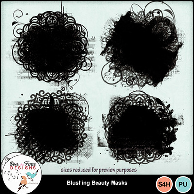 Blushingbeauty_masks