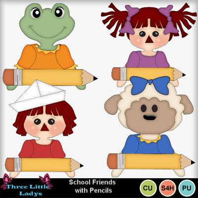 School_friends_w-pencils--tll