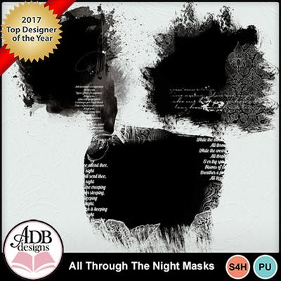 Allthruthenight_masks-600