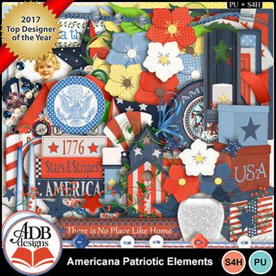 Americana-elements