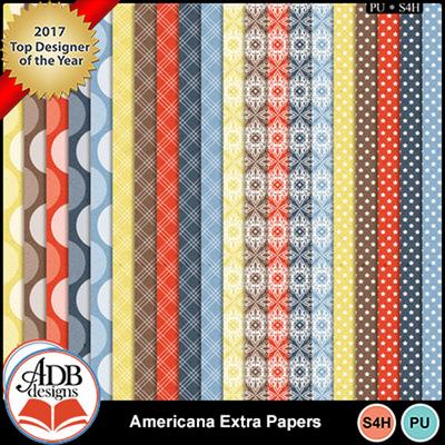 Americana-ppr-extra