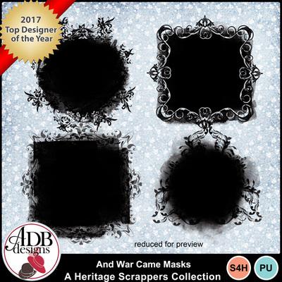 Adb_andwarcame_-masks