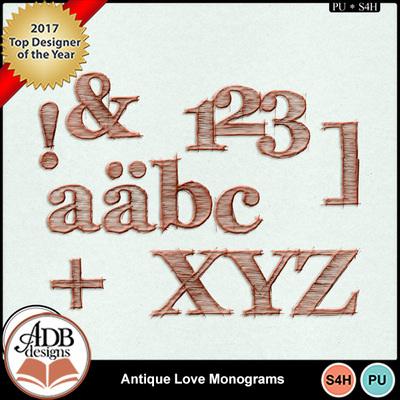 Antiquelove_monogram
