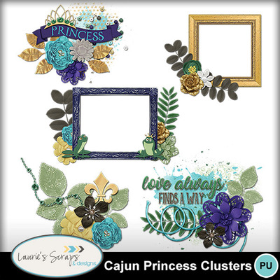 Mm_cajunprincessclusters
