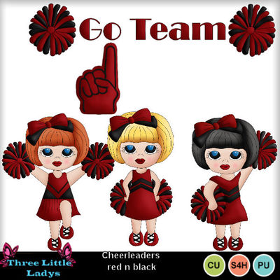 Cheerleaders_red-black-tll