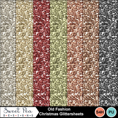 Spd_old_fashion_christmas_glittersheets