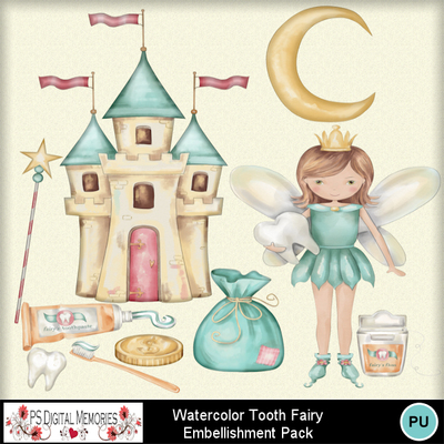 Watercolor_tooth_fairy