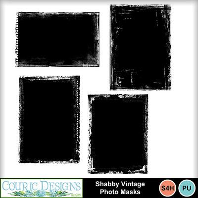 Shabby-vintage-masks