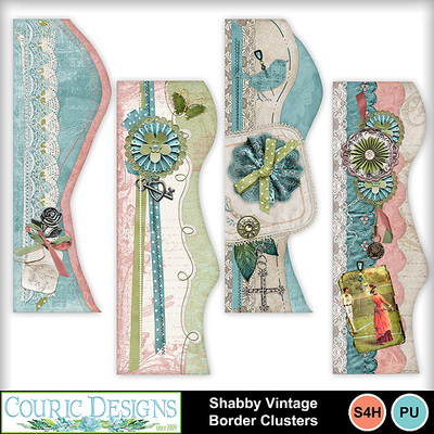 Shabby-vintage-border-clusters