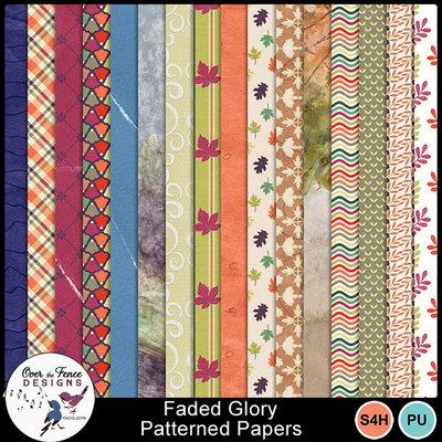 Fadedglory_ppr_patterns