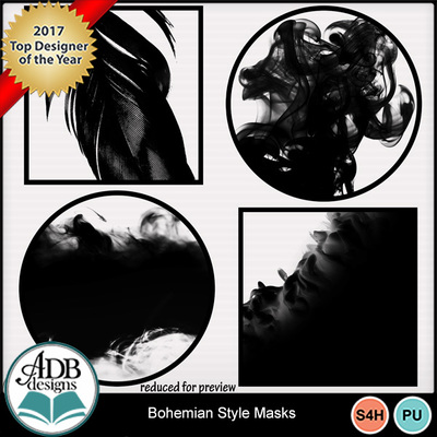 Bohostyle_masks