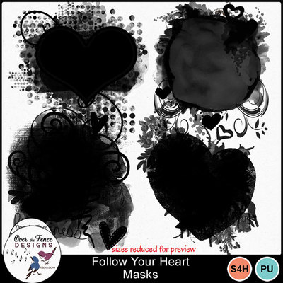 Followyourheart_masks