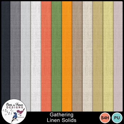Gathering_linensolids