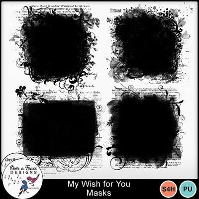 Mywishforyou_masks