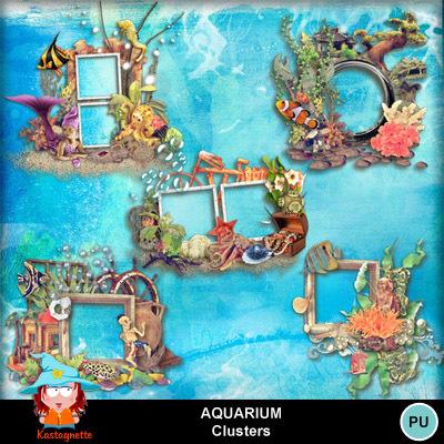 Kastagnette_aquarium_clusters_pv