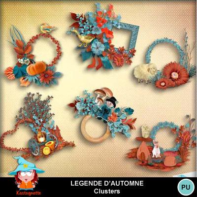 Kastagnette_legendedautomne_cluster_pv