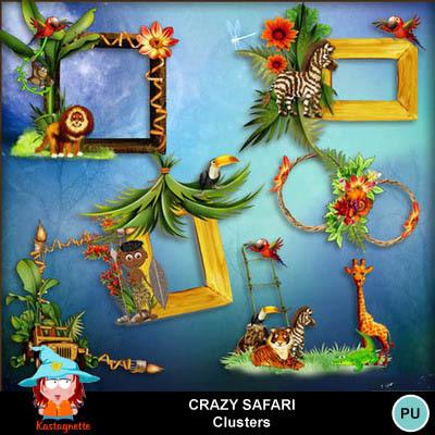 Kastagnette_crazysafari_clusters_pv