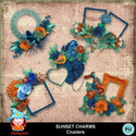 Kastagnette_sunsetcharms_clusters_pv_small