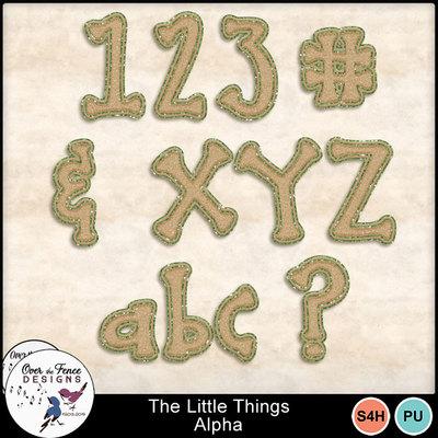 Thelittlethings_al