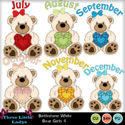 Birthstone_white_bears_girls_4