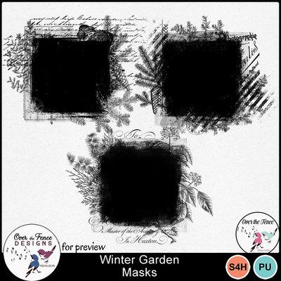 Wintergarden_masks
