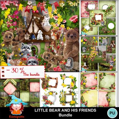 Kastagnette_littlebearandhisfriends_bundle_pv