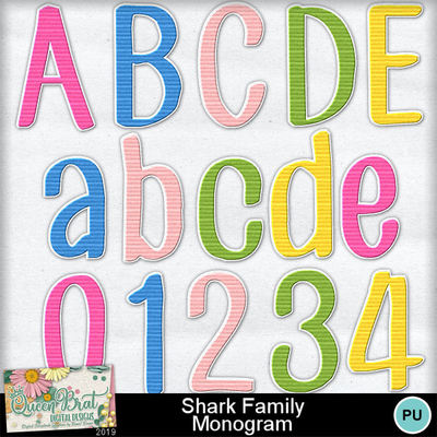 Sharkfamily_monogram