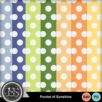 Pocket_of_sunshine_polkadot_papers
