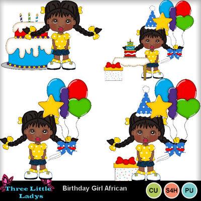 Birthday_girl_african