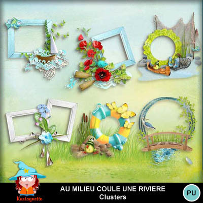 Kastagnette_aumilieucouleuneriviere_clusters_pv
