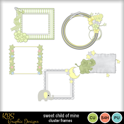 Sweet_child_of_mine_cluster_frames_preview_600