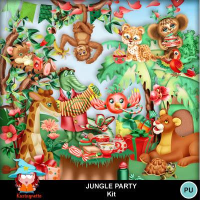 Kastagnette_jungleparty_pv